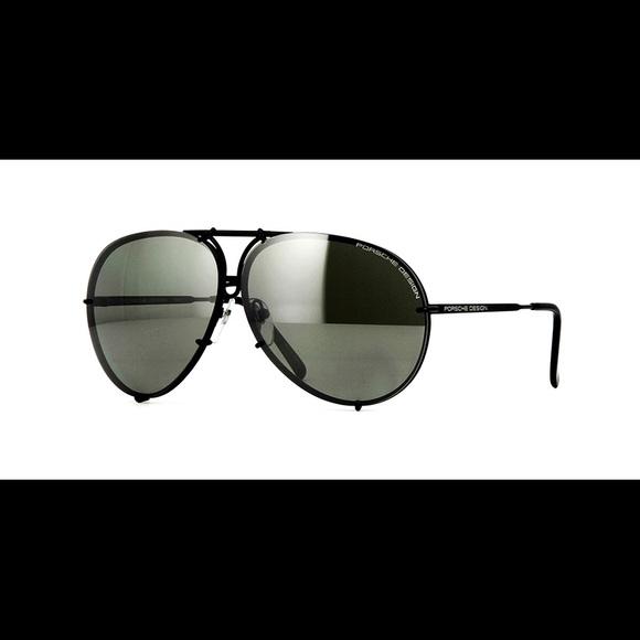 c1c601f59df Accessories - Porsche Design Aviator Sunglasses 8478 Kardashian